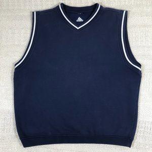 Vintage Adidas Vest Sleeveless Shirt Golf XL